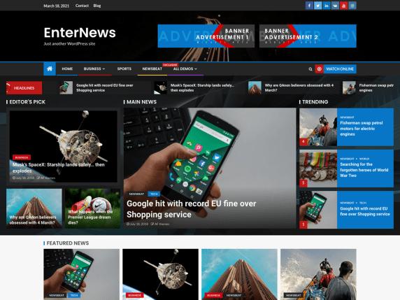 EnterNews