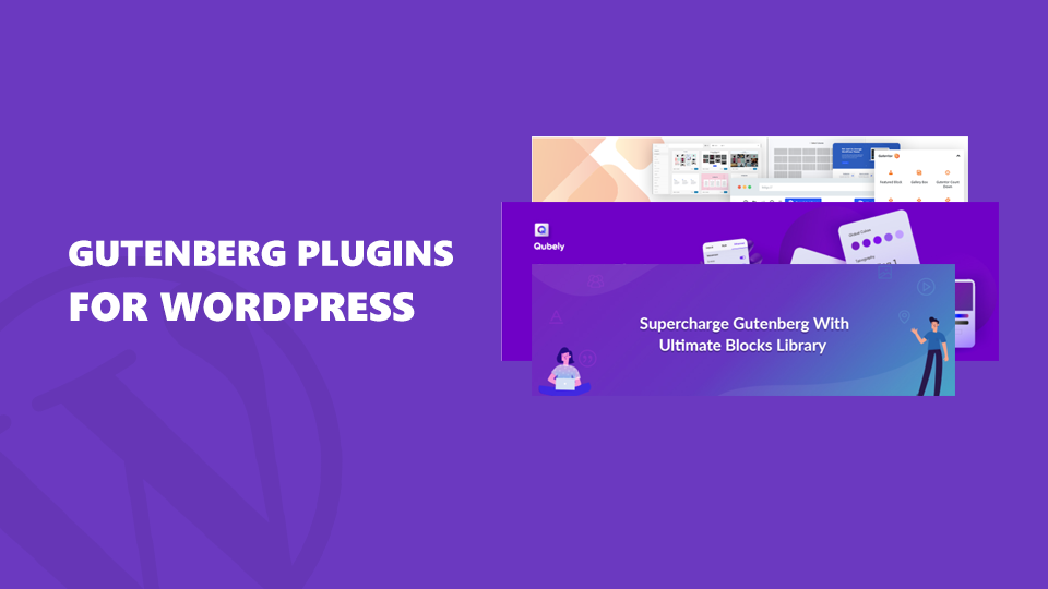 Gutenberg Plugins for WordPress
