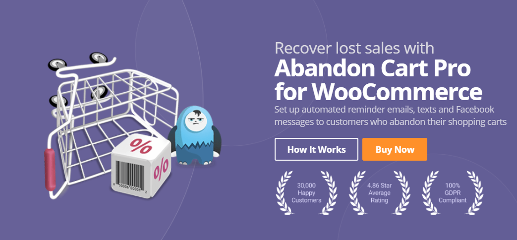 Abandoned Cart Pro for WordPress