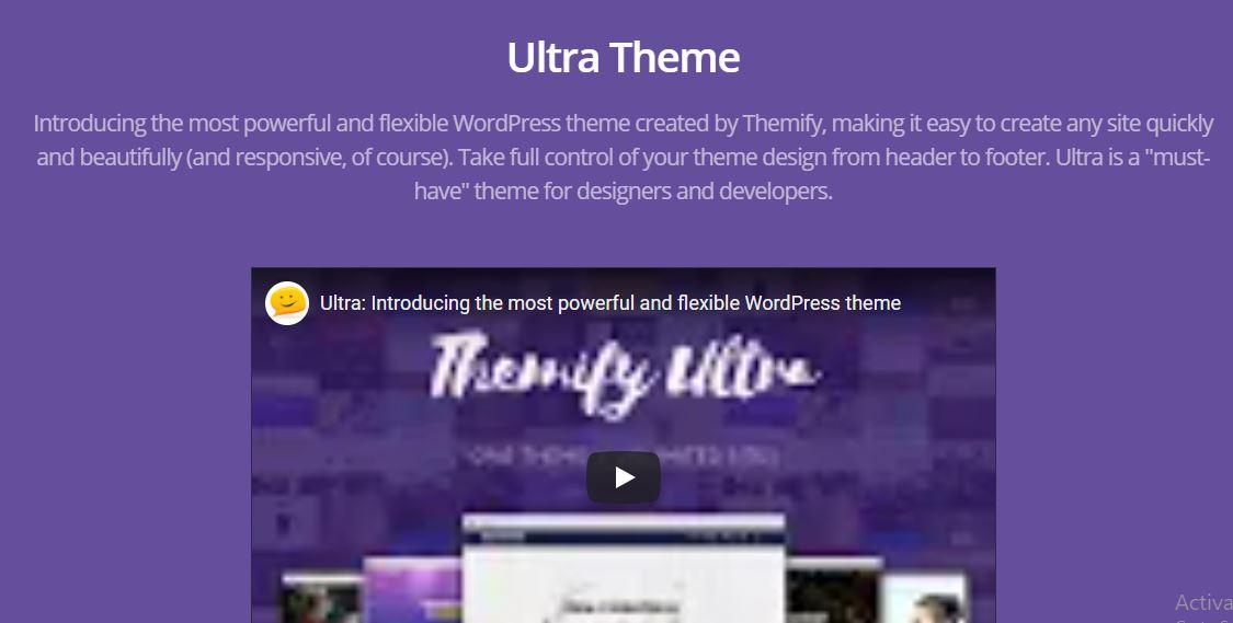 best WordPress Magazine theme