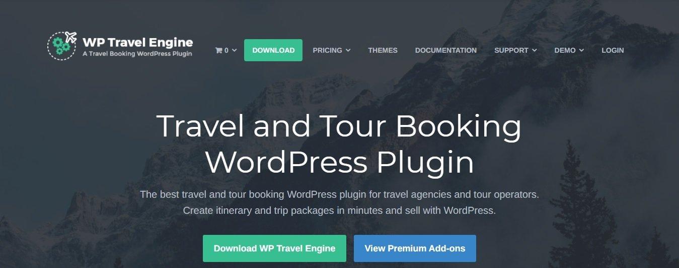 WP Travel Engine